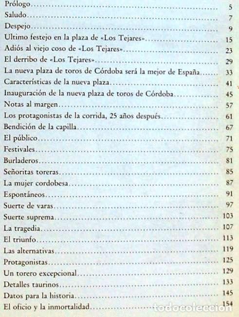 Tauromaquia: 25 AÑOS DE FOTOGRAFÍA TAURINA - LOS CALIFAS (1965-1990) - CAJASUR 1991 - VER INDICE - Foto 2 - 127585419