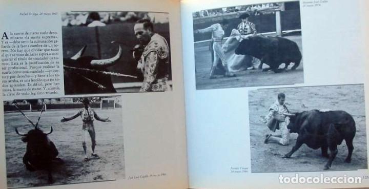 Tauromaquia: 25 AÑOS DE FOTOGRAFÍA TAURINA - LOS CALIFAS (1965-1990) - CAJASUR 1991 - VER INDICE - Foto 4 - 127585419