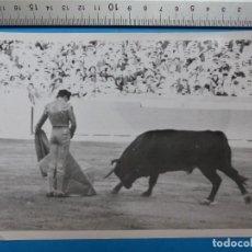 Tauromaquia: JOSE MARIA MEMBRIVES - FOTOGRAFIA Y AUTOGRAFO ORIGINAL - AÑO 1963. Lote 127868839