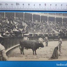 Tauromaquia: EL GALLO - POSTAL ORIGINAL - AÑOS 1920. Lote 127869995