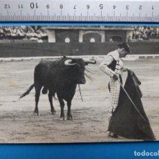 Tauromaquia: VICENTE BARRERA - POSTAL ORIGINAL - AÑOS 1920-30. Lote 128042455