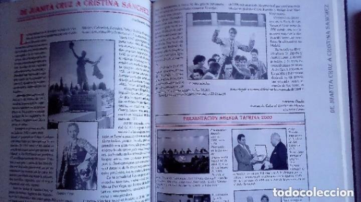Tauromaquia: AGENDAS TAURINAS 2001-2002-2003 JANSSEN-CILAG. SIN USO. NUEVAS. TAPAS DE CUERO. EXCELENTE DISEÑO. - Foto 3 - 128308815