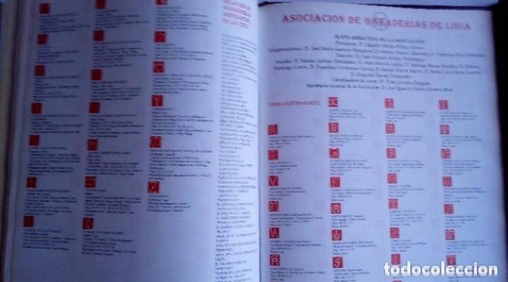Tauromaquia: AGENDAS TAURINAS 2001-2002-2003 JANSSEN-CILAG. SIN USO. NUEVAS. TAPAS DE CUERO. EXCELENTE DISEÑO. - Foto 4 - 128308815