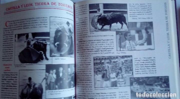 Tauromaquia: AGENDAS TAURINAS 2001-2002-2003 JANSSEN-CILAG. SIN USO. NUEVAS. TAPAS DE CUERO. EXCELENTE DISEÑO. - Foto 5 - 128308815
