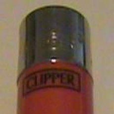 Tauromaquia: MECHERO CLIPPER RECARGABLE TORO BRAVO. Lote 131661730