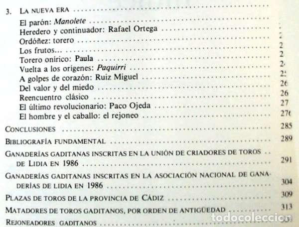 Tauromaquia: DE PAQUIRO A PAULA EN EL RINCÓN DEL SUR - INTERPRETACIÓN HISTÓRICA DE UNA TAUROMAQUIA ESENCIAL - VER - Foto 4 - 134475670