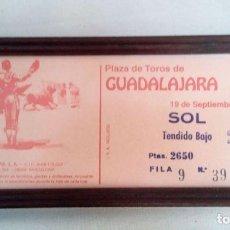 Tauromaquia: ESPECTÁCULO TORADA (CORRIDA DE TOROS). Lote 135698227