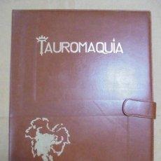 Tauromaquia: TAUROMAQUIA. HUMBERTO PARRA. DILIGENCIA DE AUTENTICIDAD. DEDICATORIA Y FIRMA. VER FOTOS. 1994. Lote 136794270