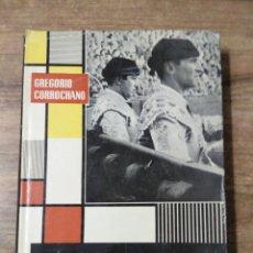 Tauromaquia: MFF.-CUANDO SUENA EL CLARIN.-GREGORIO CORROCHANO.- REVISTA DE OCCIDENTE.-1961.-TAPAS DURAS.-. Lote 137607414