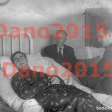 Tauromaquia: TORERO MANUEL MEJÍAS RAPELA (BIENVENIDA) - FOTOGRAFIA ANTIGUA - NEGATIVO DE CRISTAL. Lote 139641414