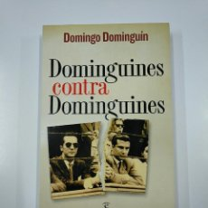 Tauromaquia: DOMINGUINES CONTRA DOMINGUINES. - DOMINGO DOMINGUIN. TDK355. Lote 140384006