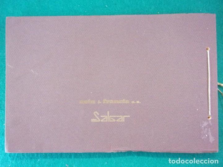 Tauromaquia: ORO VIEJO. ÁLBUM DE TOROS. / 1992. Salgar - Foto 4 - 146981150
