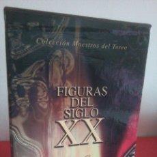 Tauromaquia: FIGURAS DEL SIGLO XX - MAESTROS DEL TOREO - PACO AGUADO. Lote 149153534