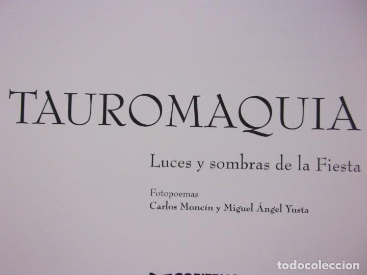 Tauromaquia: TAUROMAQUIA. Luces y sombras de la fiesta / 2000. Gobierno de Aragón - Foto 2 - 149963682