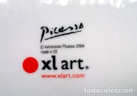 Tauromaquia: Cenicero porcelana, El TORO (Picasso) 1954 - Foto 2 - 151149734
