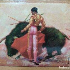 Tauromaquia: POSTAL EL ARTE DE DOMINGO ORTEGA: NATURAL. Lote 152054046