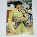 Tauromaquia: FOTO POSTAL FERIA DE TOROS LOGROÑO 1988. FIESTAS DE SAN MATEO. JULIO ROBLES FOTO CHAPESTO. TDKP14. Lote 152271702