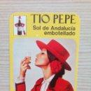 Tauromaquia: TIO PEPE GONZALEZ BYASS 1975 - PLAZA DE TOROS DE JEREZ. Lote 160423638