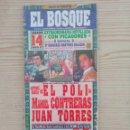 Tauromaquia: LOTE 50 CARTELES DE TOROS - LOTE 2. Lote 160537534