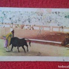 Tauromaquia: ANTIGUO CROMO Nº 51 TOROS EL CORDOBÉS UNA MANOLETINA CHOCOLATE DULCINEA QUINTANAR DE LA ORDEN TOLEDO. Lote 162355442