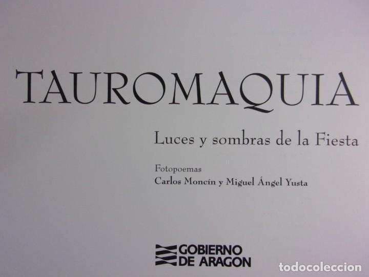 Tauromaquia: TAUROMAQUIA. Luces y sombras de la fiesta / 2000. Gobierno de Aragón - Foto 2 - 165619614
