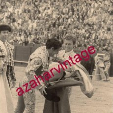 Tauromaquia: SEVILLA, 1981, ALTERNATIVA PEPE LUIS VAZQUEZ SILVA, PADRINO MANOLO VAZQUEZ,TESTIGO CURRO ROMERO. Lote 165725178