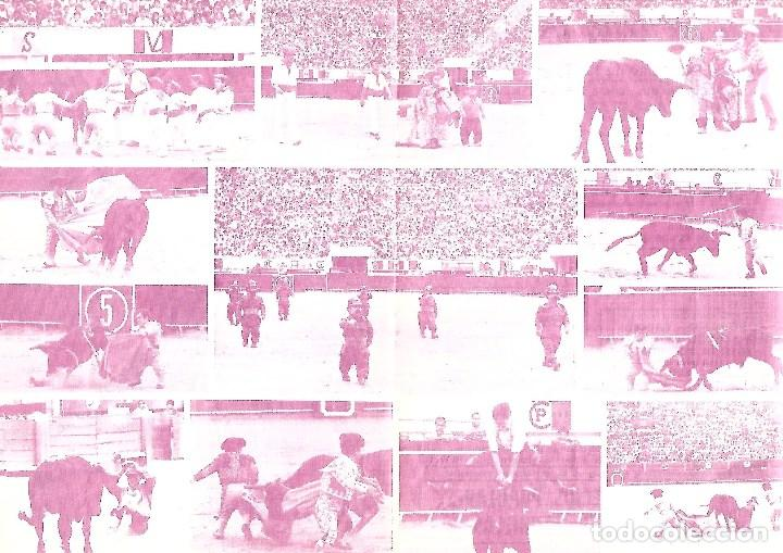 Tauromaquia: C150- CARTEL DE EL BOMBERO TORERO EN LA PLAZA DE TOROS DE JAEN EL 9 - JUNIO - 1991 - Foto 3 - 166811158