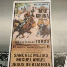 Tauromaquia: CORRIDA TOROS. Lote 167196144
