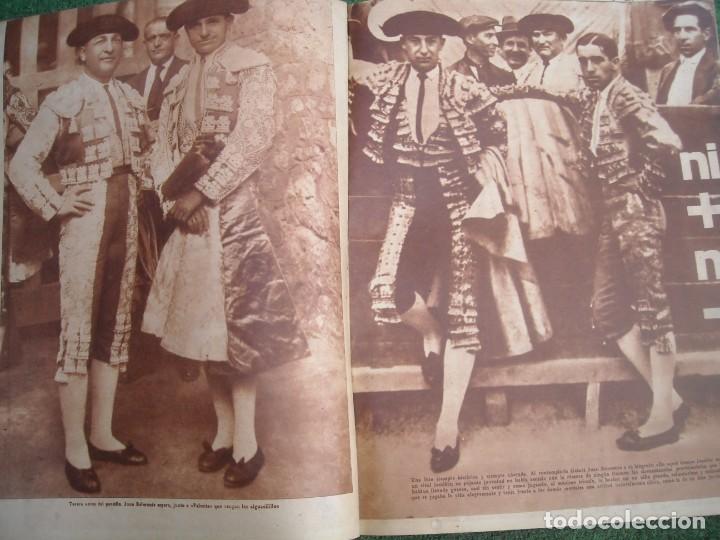 Tauromaquia: EL RUEDO SEMANARIO GRÁFICO DE LOS TOROS 73 EJEMPLARES AÑO 1962 1966 1967 1968 1970 1971 1972 1973 - Foto 2 - 167847784