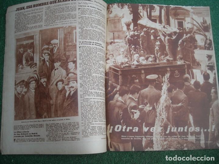 Tauromaquia: EL RUEDO SEMANARIO GRÁFICO DE LOS TOROS 73 EJEMPLARES AÑO 1962 1966 1967 1968 1970 1971 1972 1973 - Foto 3 - 167847784
