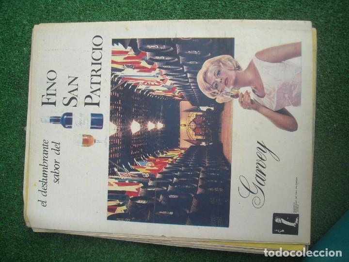 Tauromaquia: EL RUEDO SEMANARIO GRÁFICO DE LOS TOROS 73 EJEMPLARES AÑO 1962 1966 1967 1968 1970 1971 1972 1973 - Foto 17 - 167847784