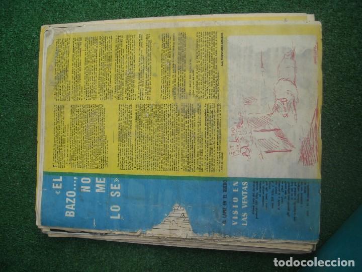 Tauromaquia: EL RUEDO SEMANARIO GRÁFICO DE LOS TOROS 73 EJEMPLARES AÑO 1962 1966 1967 1968 1970 1971 1972 1973 - Foto 23 - 167847784