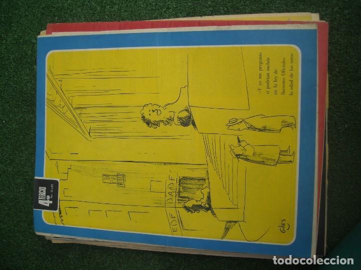 Tauromaquia: EL RUEDO SEMANARIO GRÁFICO DE LOS TOROS 73 EJEMPLARES AÑO 1962 1966 1967 1968 1970 1971 1972 1973 - Foto 29 - 167847784