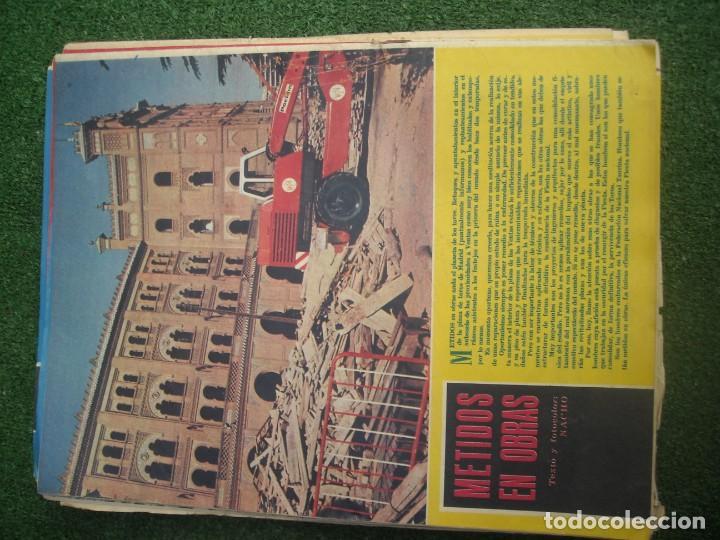 Tauromaquia: EL RUEDO SEMANARIO GRÁFICO DE LOS TOROS 73 EJEMPLARES AÑO 1962 1966 1967 1968 1970 1971 1972 1973 - Foto 43 - 167847784
