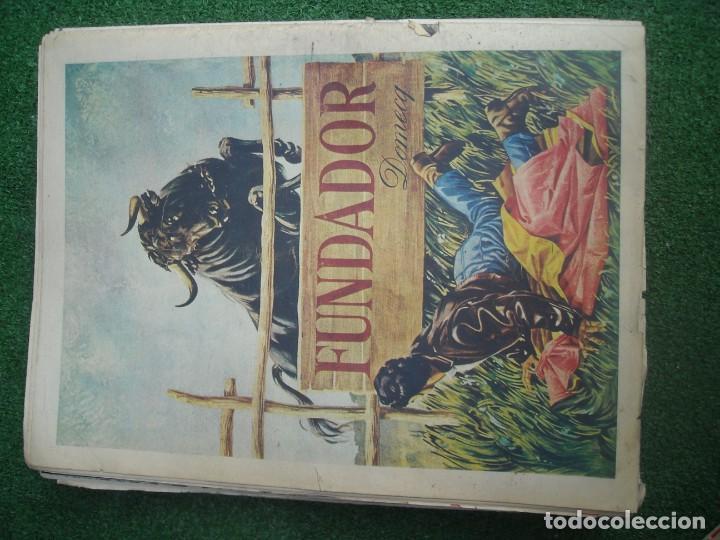 Tauromaquia: EL RUEDO SEMANARIO GRÁFICO DE LOS TOROS 73 EJEMPLARES AÑO 1962 1966 1967 1968 1970 1971 1972 1973 - Foto 46 - 167847784