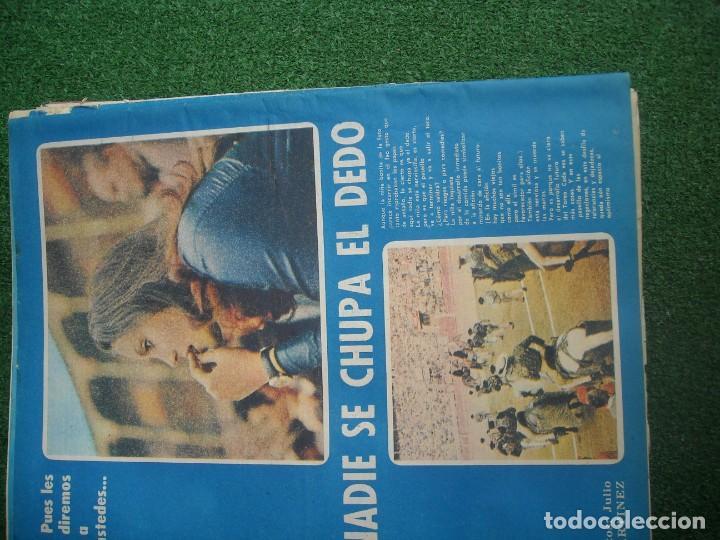 Tauromaquia: EL RUEDO SEMANARIO GRÁFICO DE LOS TOROS 73 EJEMPLARES AÑO 1962 1966 1967 1968 1970 1971 1972 1973 - Foto 52 - 167847784