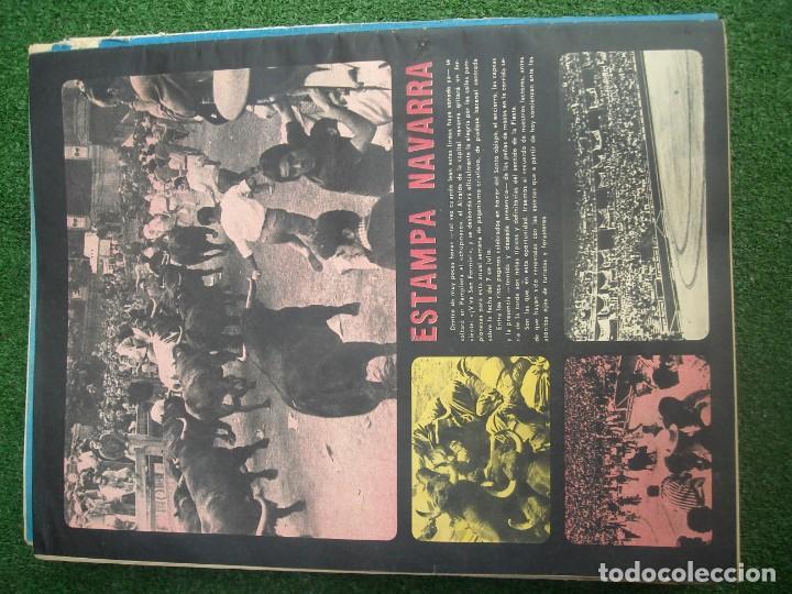 Tauromaquia: EL RUEDO SEMANARIO GRÁFICO DE LOS TOROS 73 EJEMPLARES AÑO 1962 1966 1967 1968 1970 1971 1972 1973 - Foto 54 - 167847784
