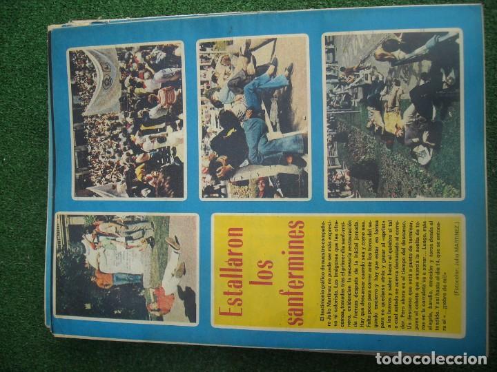 Tauromaquia: EL RUEDO SEMANARIO GRÁFICO DE LOS TOROS 73 EJEMPLARES AÑO 1962 1966 1967 1968 1970 1971 1972 1973 - Foto 56 - 167847784