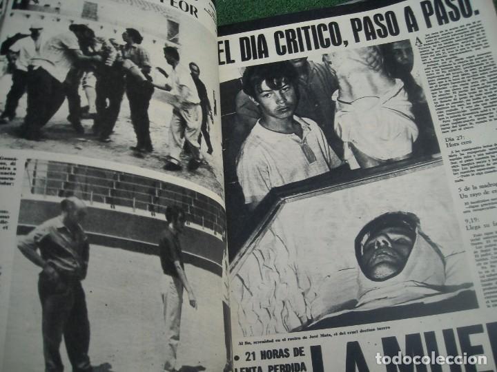 Tauromaquia: EL RUEDO SEMANARIO GRÁFICO DE LOS TOROS 73 EJEMPLARES AÑO 1962 1966 1967 1968 1970 1971 1972 1973 - Foto 60 - 167847784