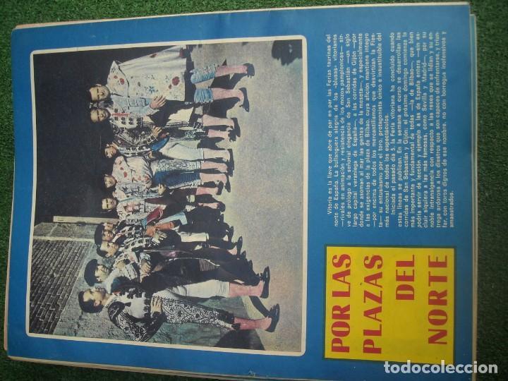 Tauromaquia: EL RUEDO SEMANARIO GRÁFICO DE LOS TOROS 73 EJEMPLARES AÑO 1962 1966 1967 1968 1970 1971 1972 1973 - Foto 63 - 167847784