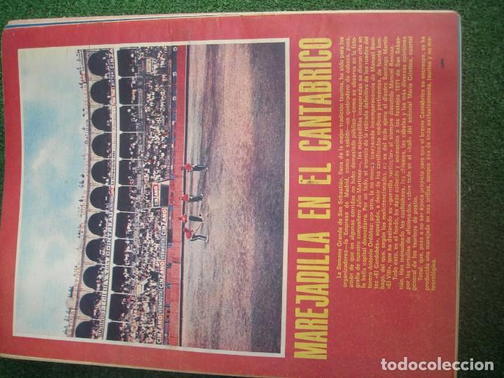 Tauromaquia: EL RUEDO SEMANARIO GRÁFICO DE LOS TOROS 73 EJEMPLARES AÑO 1962 1966 1967 1968 1970 1971 1972 1973 - Foto 65 - 167847784