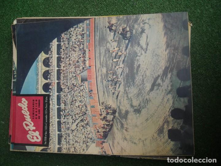 Tauromaquia: EL RUEDO SEMANARIO GRÁFICO DE LOS TOROS 73 EJEMPLARES AÑO 1962 1966 1967 1968 1970 1971 1972 1973 - Foto 68 - 167847784