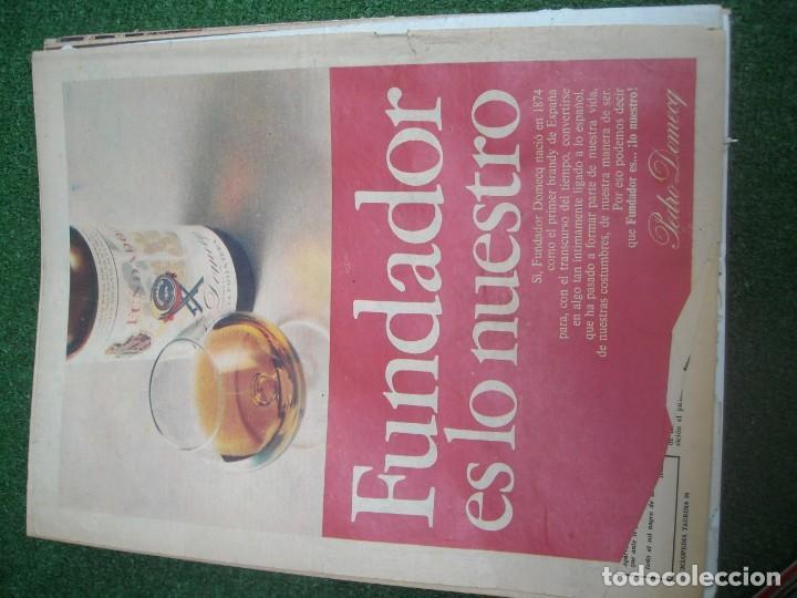Tauromaquia: EL RUEDO SEMANARIO GRÁFICO DE LOS TOROS 73 EJEMPLARES AÑO 1962 1966 1967 1968 1970 1971 1972 1973 - Foto 77 - 167847784