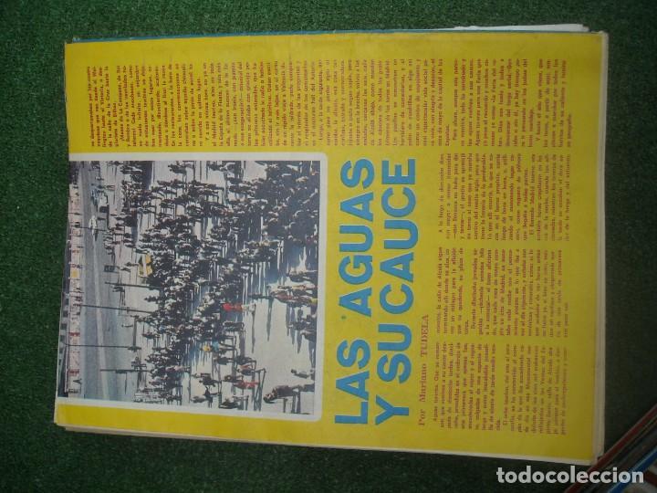 Tauromaquia: EL RUEDO SEMANARIO GRÁFICO DE LOS TOROS 73 EJEMPLARES AÑO 1962 1966 1967 1968 1970 1971 1972 1973 - Foto 85 - 167847784