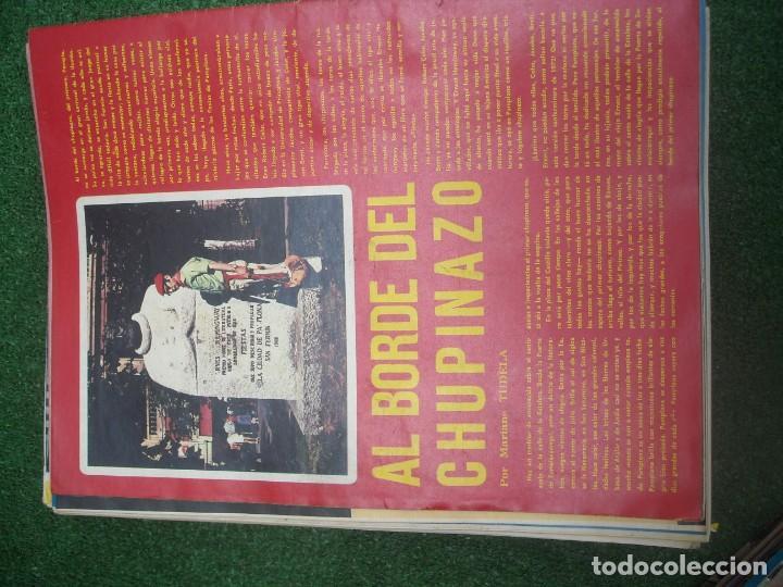 Tauromaquia: EL RUEDO SEMANARIO GRÁFICO DE LOS TOROS 73 EJEMPLARES AÑO 1962 1966 1967 1968 1970 1971 1972 1973 - Foto 93 - 167847784