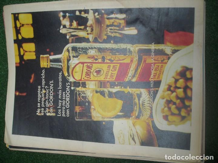 Tauromaquia: EL RUEDO SEMANARIO GRÁFICO DE LOS TOROS 73 EJEMPLARES AÑO 1962 1966 1967 1968 1970 1971 1972 1973 - Foto 95 - 167847784