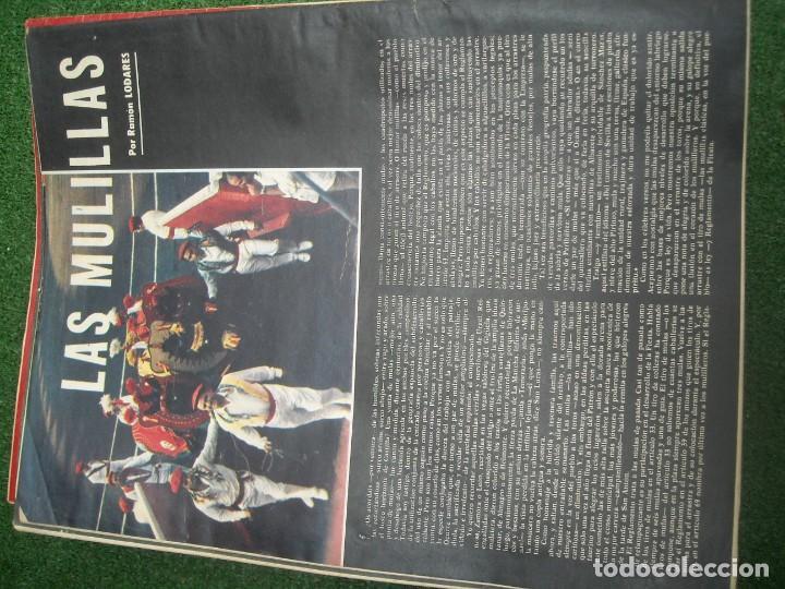 Tauromaquia: EL RUEDO SEMANARIO GRÁFICO DE LOS TOROS 73 EJEMPLARES AÑO 1962 1966 1967 1968 1970 1971 1972 1973 - Foto 105 - 167847784