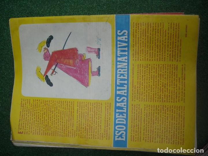 Tauromaquia: EL RUEDO SEMANARIO GRÁFICO DE LOS TOROS 73 EJEMPLARES AÑO 1962 1966 1967 1968 1970 1971 1972 1973 - Foto 117 - 167847784