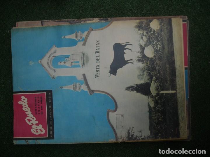 Tauromaquia: EL RUEDO SEMANARIO GRÁFICO DE LOS TOROS 73 EJEMPLARES AÑO 1962 1966 1967 1968 1970 1971 1972 1973 - Foto 120 - 167847784