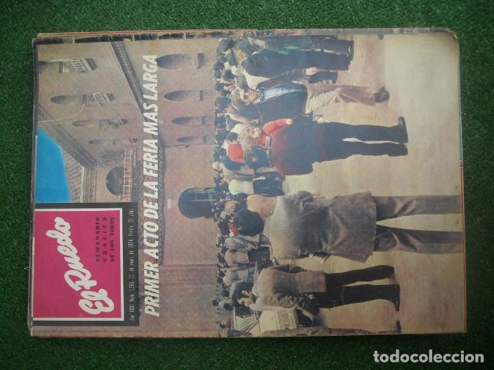 Tauromaquia: EL RUEDO SEMANARIO GRÁFICO DE LOS TOROS 73 EJEMPLARES AÑO 1962 1966 1967 1968 1970 1971 1972 1973 - Foto 122 - 167847784